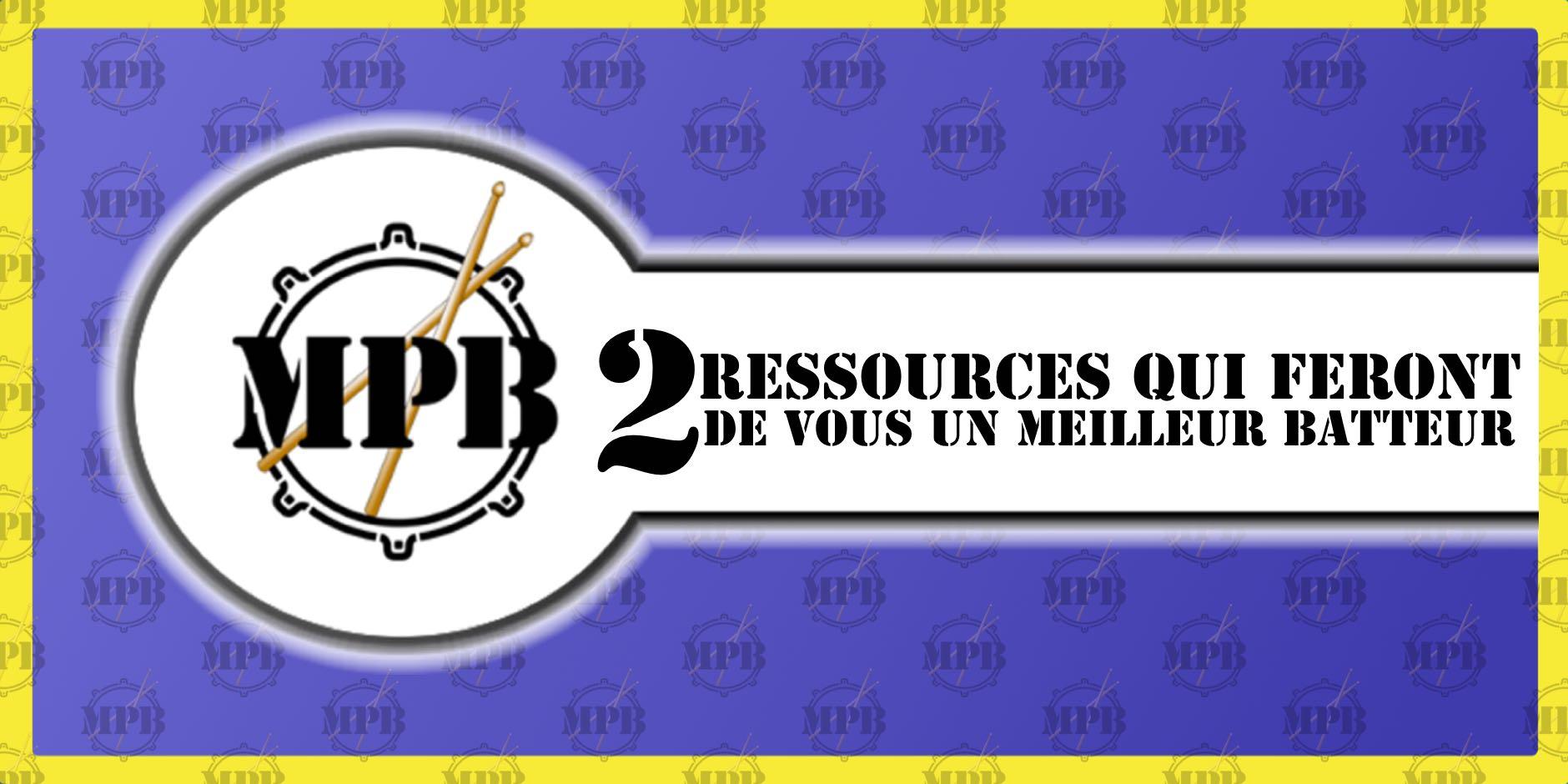 2 ressources qui feront de vous un meilleur batteur