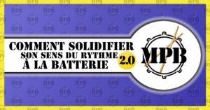 Solidifier sa précision rythmique à la batterie: Un exercice 2.0